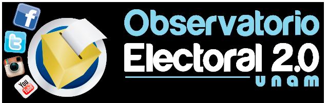 Imagen del sitio de Observatorio Electoral 2.0